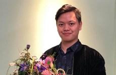 Hà Minh Khôi, jeune maître en art floral
