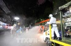COVID-19 : les contaminations au Vietnam dépassent la barre des 200