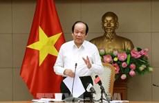Confinement ne signifie pas blocage national, dit le ministre Mai Tiên Dung