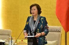 COVID-19 : la présidente de l'AN exhorte les députés de se tenir aux côtés du peuple