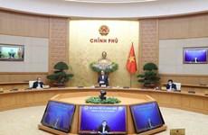 Le PM Nguyen Xuan Phuc: conjuguer d'efforts pour éviter la chute de l'économie nationale