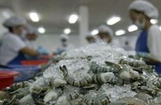 Hausse des exportations de crevettes les deux premiers mois de l'année