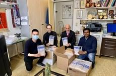 Vietnam et Allemagne se soudent contre le coronavirus