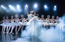 """L'Opéra-Ballet national du Vietnam renoue avec la magie du """"Lac des cygnes"""""""