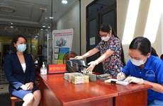 Plus de 81 milliards de dongs d'assistance à la lutte contre le coronavirus et la salinisation
