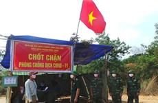Les Vietnamiens au Laos invités à respecter les règles anti-coronavirus