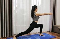 COVID-19 : L'exercice à domicile gagne en popularité au Vietnam