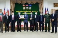 Le Cambodge remercie le Vietnam pour son soutien médical dans la lutte contre le COVID-19
