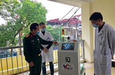 COVID-19: Bientôt la mise en service de robots infirmiers dans les hôpitaux