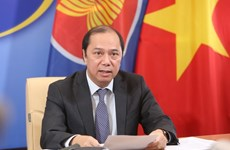 Le Vietnam promeut les efforts conjoints de l'ASEAN contre le COVID-19