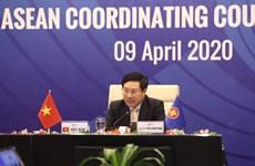 L'ASEAN étudie des mesures de coordination pour freiner la propagation de l'épidémie