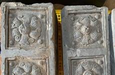 Découverte de plusieurs reliques archéologiques dans la cité impériale de Thang Long