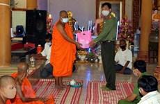 Fêter Chol Chnam Thmay en respectant les mesures préventives du coronavirus