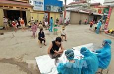 COVID-19: le Vietnam confirme deux nouveaux cas, le bilan passe à 262