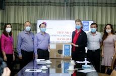 Don de 20.000 masques chirurgicaux du PNUD au Vietnam