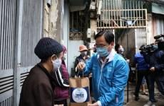 """""""Un million de repas"""" à destination des personnes vulnérables au COVID-19"""