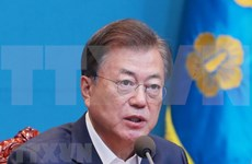Le président sud-coréen s'engage à soutenir à l'ASEAN dans la lutte anti-COVID-19