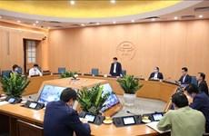 Hanoi continue de pratiquer la distanciation sociale au moins jusqu'au 22 avril