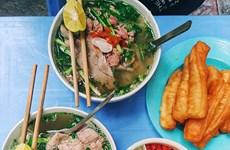 Le Pho parmi les plats les plus délicieux et sains du monde