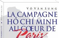"""Présentation du mémoire """"La campagne Ho Chi Minh au cœur de Paris"""""""