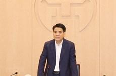 COVID-19: Hanoi identifie la découverte des cas suspects comme la tâche principale