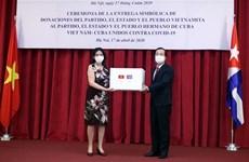 Le Vietnam aide Cuba à lutter contre le COVID-19