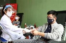 La Fédération de la jeunesse lance une campagne de dons de sang
