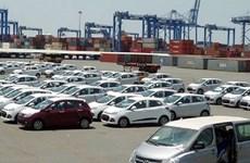 1er trimestre: fort recul des véhicules importés au Vietnam