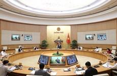Le PM Nguyên Xuân Phuc demande à Hanoi de relancer son économie