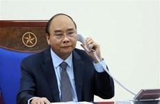 Vietnam-Russie : conversation téléphonique entre les Premiers ministres