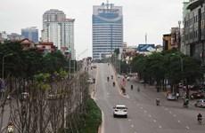 Hanoi mettra fin à la distanciation sociale à partir de 0h00 le 23 avril sauf Me Linh et Thuong Tin