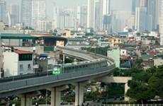 Hanoi prévoit l'investissement dans deux trains urbains