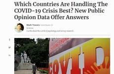 Coronavirus : Les Vietnamiens soutiennent la réponse du gouvernement