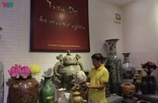 Trân Van Dô, artisan potier de Bat Tràng