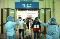 COVID-19 : aucun nouveau cas confirmé au Vietnam pour le 8e jour consécutif