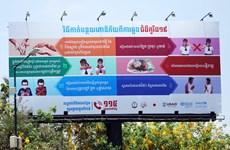 Coronavirus : Les États-Unis offrent une aide supplémentaire au Cambodge