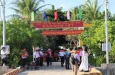 Hô Chi Minh-Ville finance la construction d'une infirmerie à Truong Sa