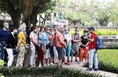 Le nombre de touristes étrangers en baisse de 37,8% en quatre premiers mois