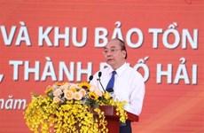 Le PM assiste à la cérémonie de lancement du projet pour préserver la relique historique de Cao Quy