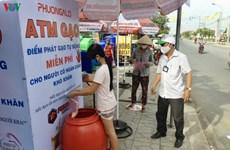 Contre le coronavirus, place aux distributeurs automatiques de riz
