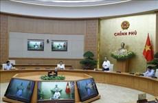 Le PM souligne le rétablissement et le développement des activités socio-économiques