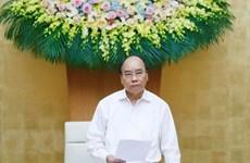 Le PM demande de redoubler d'efforts en vue d'une croissance de plus de 5%