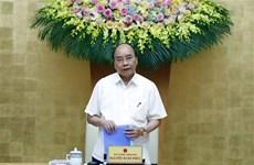 Le PM Nguyên Xuân Phuc autorise la reprise des services non essentiels