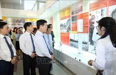 Ouverture de deux expositions en hommage au Président Hô Chi Minh à Hanoi