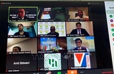 Une visioconférence vise à stimuler le commerce entre le Vietnam et l'Inde