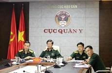 ASEAN : médecine militaire discute de la coopération dans la lutte contre le COVID-19