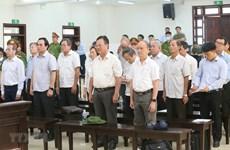 L'affaire à Da Nang: confirmation de la décision du procès en 1er instance pour un ancien dirigeant