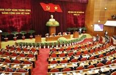 Clôture du 12e plénum du Comité central du PCV (12e mandat)