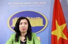 Le Vietnam exhorte à ne pas prendre de mesures pour compliquer la situation en mer Orientale