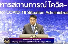 Coronavirus : la Thaïlande lance une application mobile de contact tracing